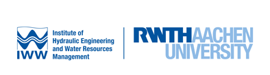 Logo of Institute of Hydraulic Engineering and Water Resources Management