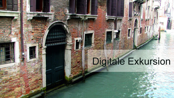 Digital Excursion Venice